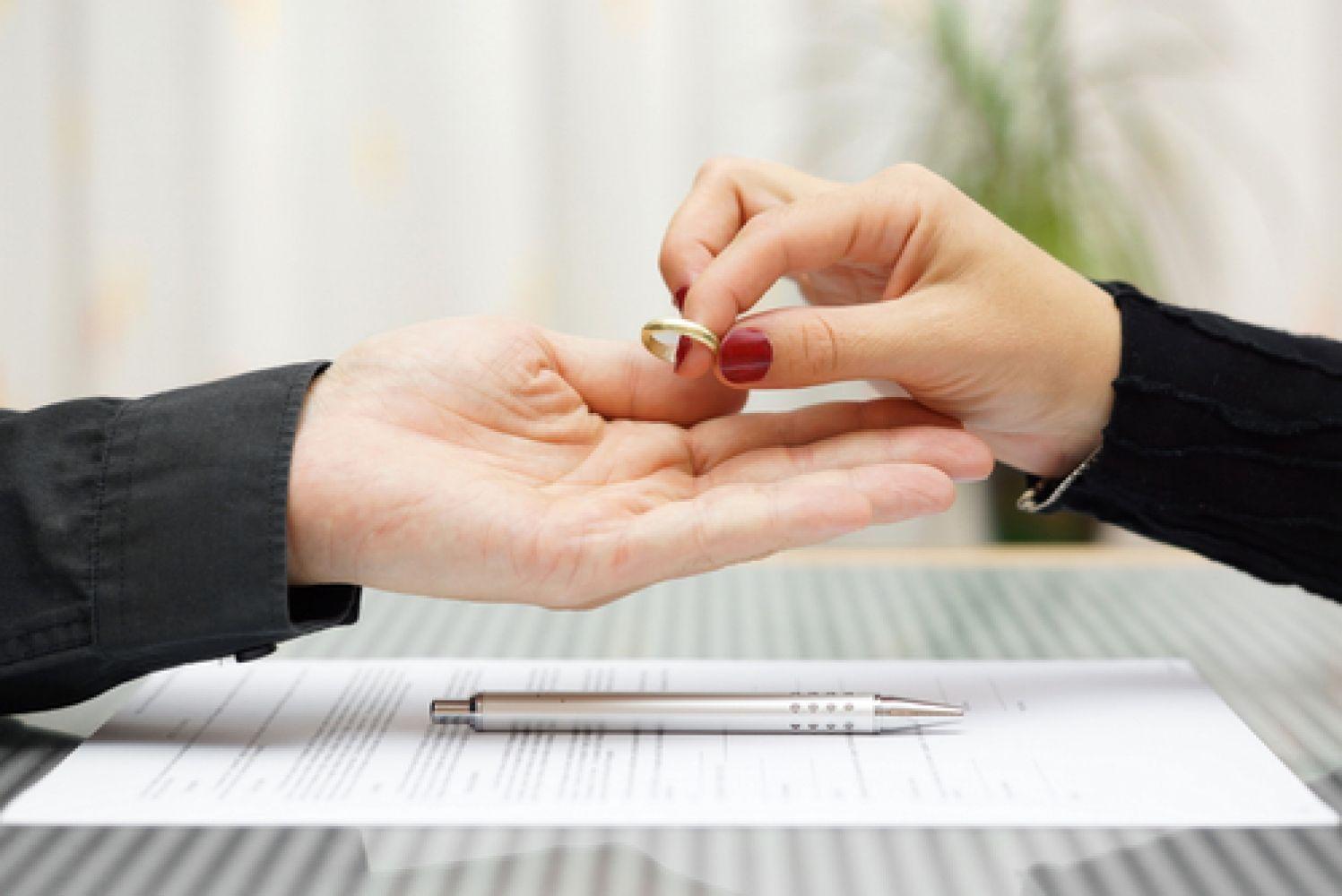 Divorce amiable, la convention de divorce